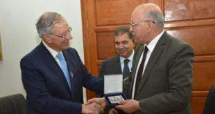 Presidente da câmara de Viseu está de visita a Marrocos