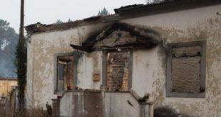 Incêndios: Câmara de Tondela cria sistema de apoio à reconstrução de casas