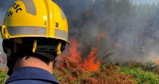 GNR de Viseu promove Curso de Investigação às Causas dos Incêndios Florestais