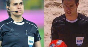Futebol Viseu: Olga Almeida e Francisco Costa mantêm o estatuto na elite mundial
