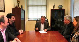 Câmara de Lamego assina contrato para armazenar alimentos para famílias carenciadas