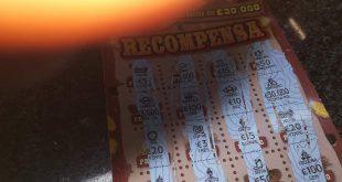 Sátão: Raspadinha de 3 euros valeu 30 mil euros a apostador