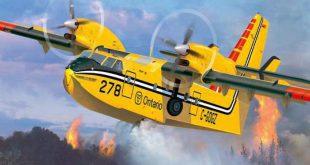 Incêndio em São João da Pesqueira mobiliza um meio aéreo