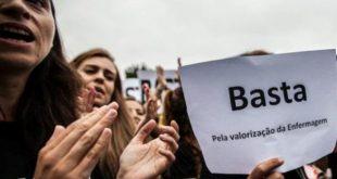 Viseu: Uma da cidades que vai receber vigília pela valorização da enfermagem