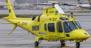 Ministro da Administração Interna diz que devem ser criadas condições para o helicóptero do INEM continuar em Viseu
