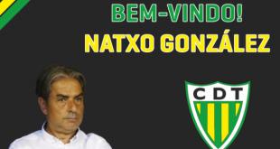 Natxo González é o novo treinador do Tondela