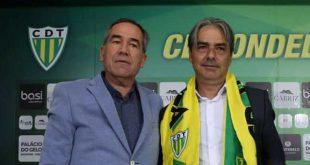 Tondela: Natxo González apresentado oficialmente aos sócios e simpatizantes