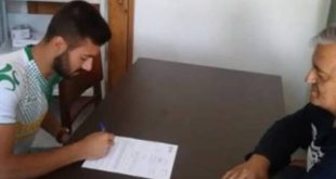 Desportiva de Sátão contratou guarda-redes Dani