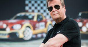 Piloto finlandês Markku Alén participa no Caramulo Motorfestival