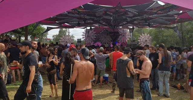 Mais de 2 mil amantes da música trance assistiram ao