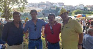 """Augusto Canário animou """"Festival da Truta"""" de Vila Nova de Paiva"""