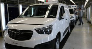 PSA de Mangualde começa a produzir Opel Combo