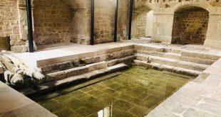 Mais de 1500 pessoas visitaram obras de restauro das Termas Romanas de S. Pedro do Sul