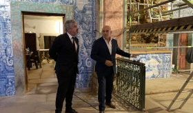 Mangualde: Obras de conservação e restauro da Igreja da Misericórdia em fase de conclusão