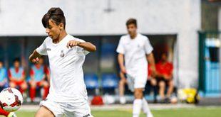 João Soares de 17 anos jogador das camadas jovens do CD Tondela morreu vitima de acidente