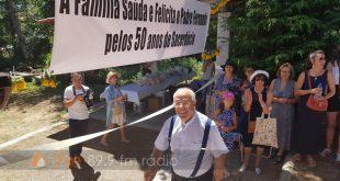 Monsenhor Bouça Pires homenageado em Alhais pelos 50 anos de sacerdócio