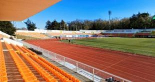 Câmara de Viseu vai requalificar pista de atletismo e relvado do Estádio do Fontelo