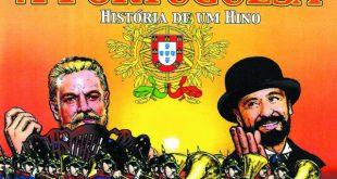 Feira de São Mateus: exposição de banda desenhada com uma história original sobre o hino português