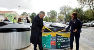 Presidente da Câmara de Viseu apela ao civismo na deposição de resíduos