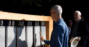 Cinco novas esculturas no roteiro da Mata do Fontelo de Viseu