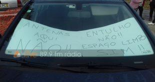 """Sátão: moradores """"travam"""" instalação de torre de comunicações móveis nas Pedrosas"""