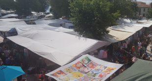 """Feirantes anseiam que feira de """"Barrelas"""" regresse ao Largo da Restauração"""