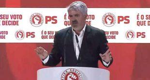 Deputado João Azevedo é o candidato pelo PS à Câmara de Viseu
