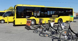 Sistema de Mobilidade Urbana de Viseu vence prémio