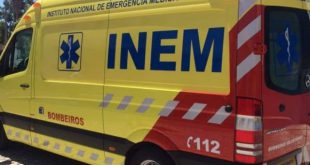 Viseu: cinco corporações de Bombeiros do distrito recebem novas ambulâncias do INEM
