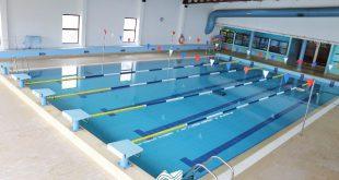 Câmara de Nelas está a requalificar piscinas cobertas