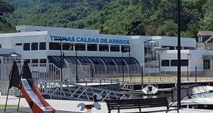 Município de Resende vai requalificar Caldas de Aregos e Balneário Termal