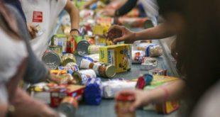 Campanha Solidária de Recolha de Alimentos em Moimenta da Beira