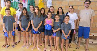 Nadadores de Vila Nova de Paiva em bom plano em São Pedro do Sul
