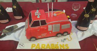 44º Aniversário dos Bombeiros Voluntários de Vila Nova de Paiva