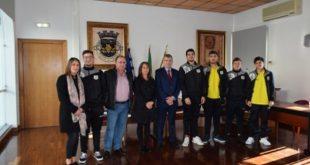 Município de Penalva do Castelo atribui Medalha de Mérito Desportivo a atletas do concelho