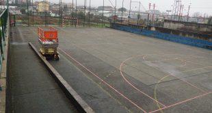 Tondela: 50 mil euros para recuperar Campo de Ténis após danos provocados pela tempestade Leslie
