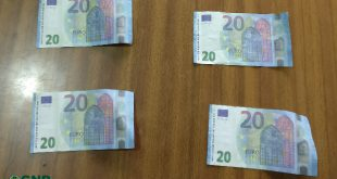 GNR deteve mulher por pagamentos com notas falsas em Castro Daire