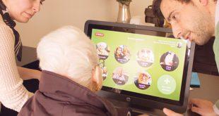 Idosos de Lamego acedem a tecnologia interativa inovadora