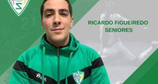Ricardo Figueiredo é o novo treinador da Desportiva de Sátão