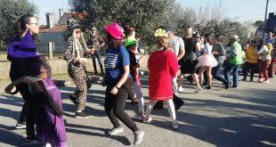 """Carnaval """"Dança dos Cus"""" – Cabanas de Viriato"""