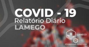 Covid-19: Relatório diário do Município de Lamego