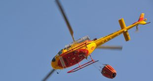 Viseu: Faltam dois meios aéreos no dispositivo Especial de Combate a Incêndios Rurais