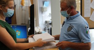 PSP de Viseu está a apoiar alunos nas tarefas escolares