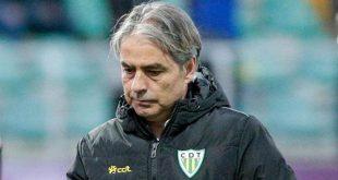 """Treinador do Tondela diz que vai """"tentar ganhar"""" frente ao Sporting"""