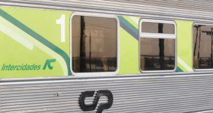 Supressão de Horários do Comboio Intercidades