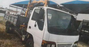 Veículo de mercadorias furtado esta madrugada em Sátão