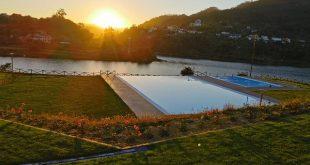 Oliveira de Frades inaugurou uma das obras ribeirinhas após barragem de Ribeiradio