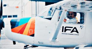 """Viseu: Instituto de Formação Aeronáutica realiza voo inaugural do curso de """"Piloto de Linha Aérea"""""""