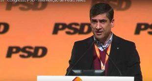 Pedro Alves encabeça a única lista para as eleições na distrital do PSD de Viseu