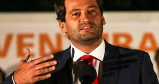 André Ventura elegeu em Viseu Ana Gomes e Marcelo como principais adversários